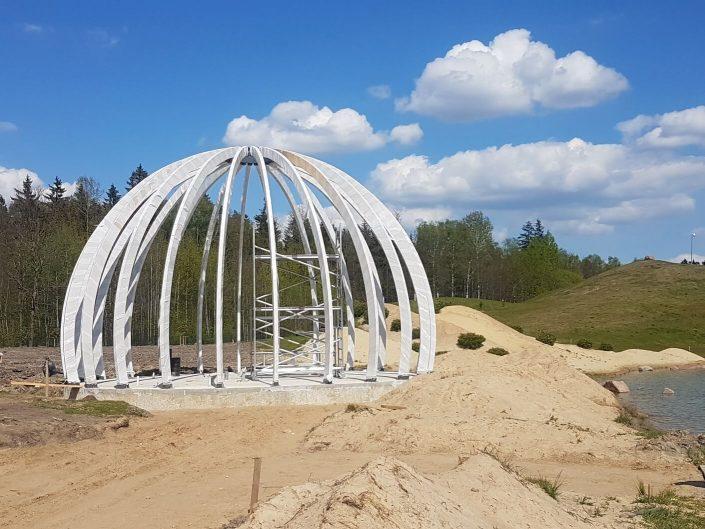 Dome4you.com - kupolinių namų projektavimas ir statyba